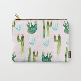 A Couple of Cacti Carry-All Pouch