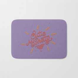Cutie McPretty Bath Mat