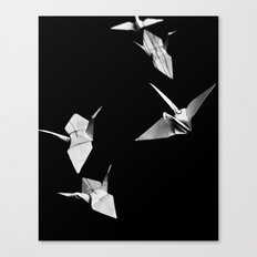 Senbazuru Canvas Print