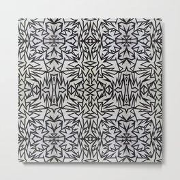 Razors Metal Print