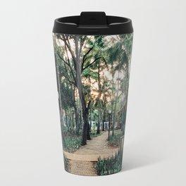 Pathway to Paradise Travel Mug