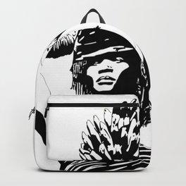 Banana Girl Backpack