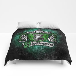 Slytherin team flag iPhone 4 4s 5 5c, ipod, ipad, pillow case, tshirt and mugs Comforters