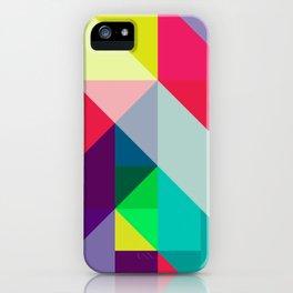 Minimal/Maximal iPhone Case
