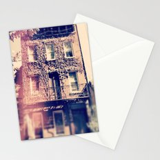 An angels hiding place  Stationery Cards