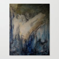 imagerybydianna Canvas Prints featuring anomia by Imagery by dianna
