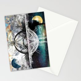 TwoWorldsofDesign Stationery Cards