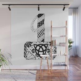 Mjolnir Mandala Wall Mural