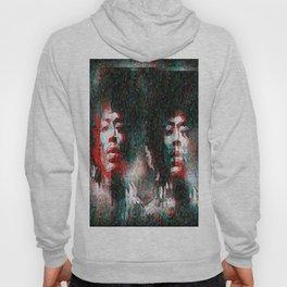 Hendrix impressionism double effect Hoody