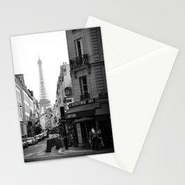 Paris Street Stationery Cards