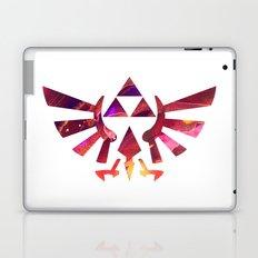 The Legend of Zelda Triforce Maroon Laptop & iPad Skin