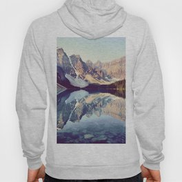 Moraine Lake Reflection Hoody