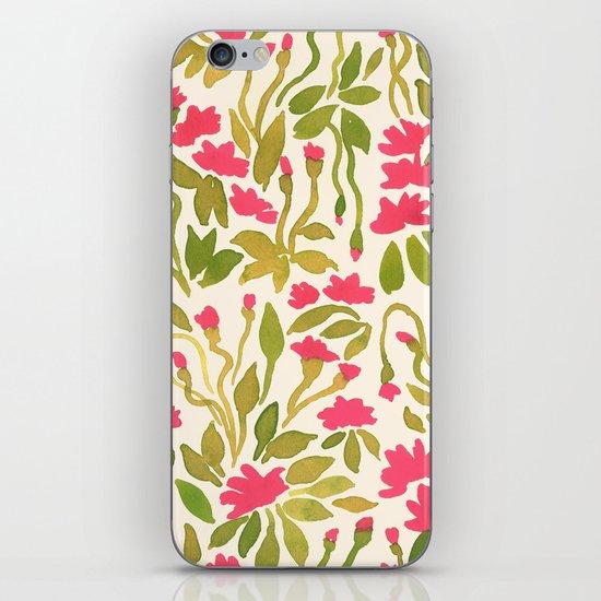 Garden iPhone & iPod Skin