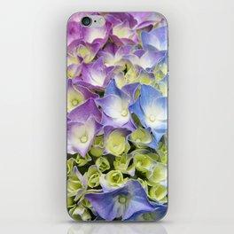 AZISAI/紫陽花 iPhone Skin