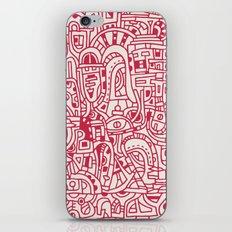 Red Dot iPhone & iPod Skin