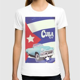 Cuba by Air T-shirt