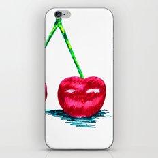 Cherries iPhone & iPod Skin