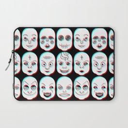 Pediophobia Laptop Sleeve