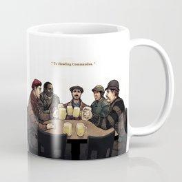 To Howling Commandos Mug
