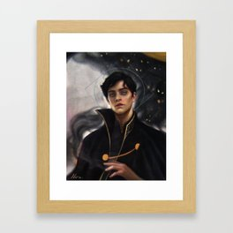 The Darkling Framed Art Print