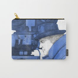 """Fellini """"blue"""" Carry-All Pouch"""