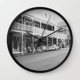 Streets of Cape Town Wall Clock
