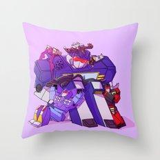 Family: Superior Throw Pillow