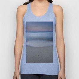 """Serenity"". Sunset at the beach Unisex Tank Top"