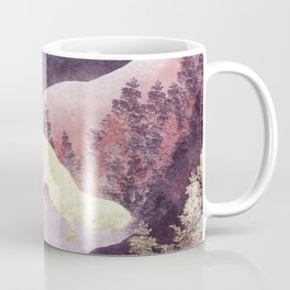 Morning Walks Coffee Mug