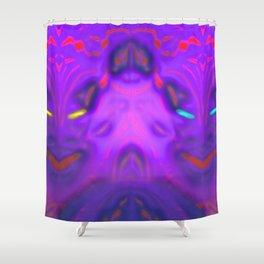 Gargoyles Shower Curtain