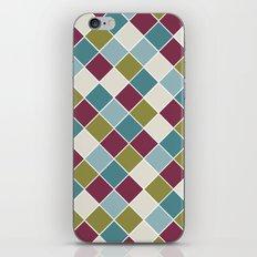 Keep it Square iPhone & iPod Skin