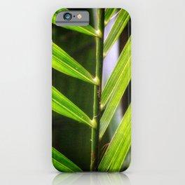 A walk through the Jungle iPhone Case