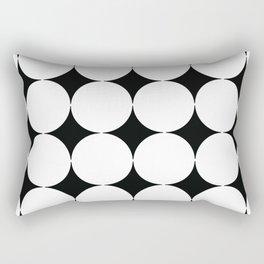 Modern Urban Tribal Pattern No.1 Rectangular Pillow