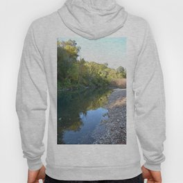 Where Canoes and Raccoons Go Series, No.10 Hoody