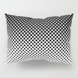 Halftone Gradient Pillow Sham