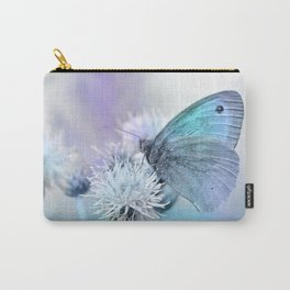 Butterfly blue 71 Carry-All Pouch