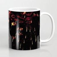 heaven Mugs featuring Heaven by Irène Sneddon