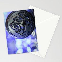 An Alchemist's watch III Stationery Cards