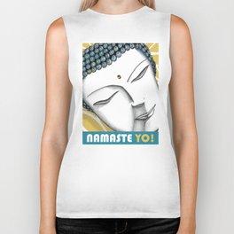 Namaste Yo! Biker Tank