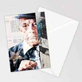 Buster Keaton - The Great Stone Face Stationery Cards