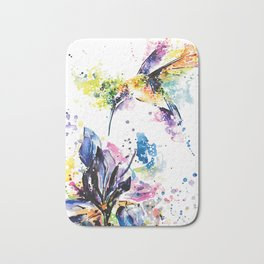 Hummingbird 2 Bath Mat