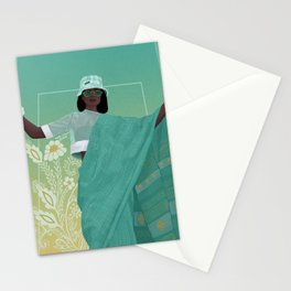 Call Me Pretty Stationery Cards