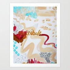 vicissitude Art Print