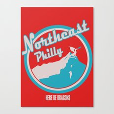 Northeast Philly Canvas Print