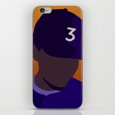 Chance The Rapper iPhone Skin
