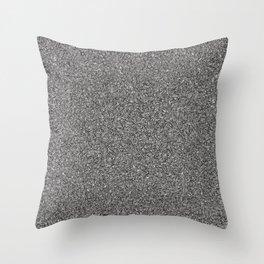 Sunflower Seeds Fill Throw Pillow