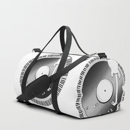 Pay Homage to Music Duffle Bag