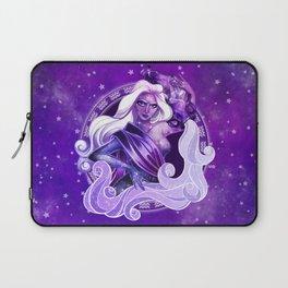 Amethyst Aquarius Laptop Sleeve