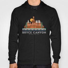 Bryce Canyon National Park Utah Graphic Hoody
