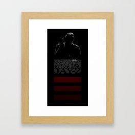 Jay-Z Poster Framed Art Print